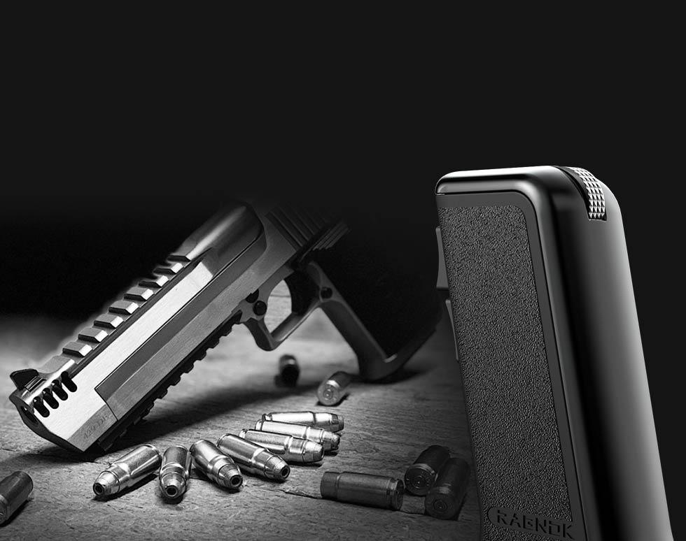 pistol design mouse